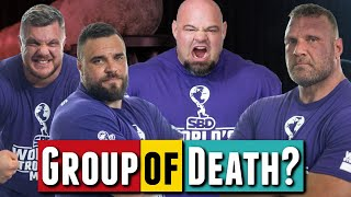World's Strongest Man 2020 HEAT 5 Recap and Review
