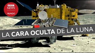 La cara oculta de la Luna: las primeras imágenes del inédito alunizaje de la sonda china Chang'e-4