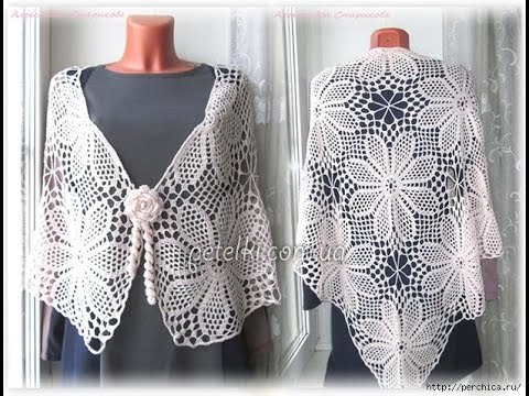 Crochet Shawl Free Crochet Patterns 324 Youtube