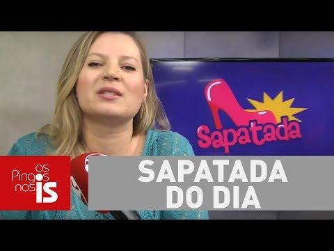 Sapatada Do Dia: O Português Castiço De Regina Sousa