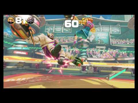 ARMS: Insta Counter example
