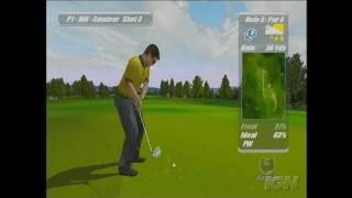 Real World Golf Xbox Gameplay - Be The Pin