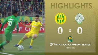 JS Kabylie 0-0 Raja Club Athletic    HIGHLIGHTS   Match Day 4   TotalCAFCL