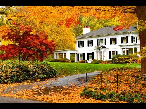 FALL/HALLOWEEN MANSION TOUR! AUTUMN DECOR!