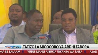 Waziri Mkuu Majaliwa 'awatia kikaangoni' RC na ma-DC Tabora kuhusu kero za ardhi