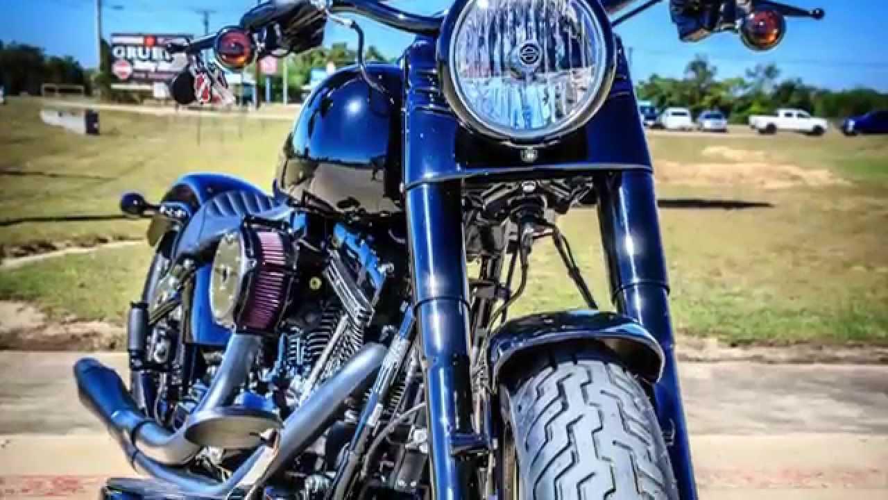 Harley Davidson Softail Slim S Gruene H D Custom