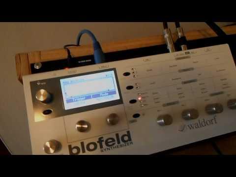 Waldorf Blofeld Hacks 07 basics of Physical Modelling (PM)