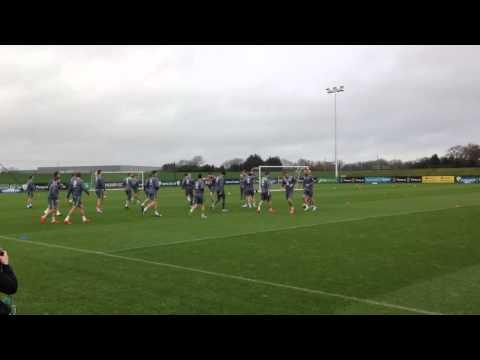 Irish Examiner Sport - Republic of Ireland v Bosnia - Pre Match Training Session (15/11/15)
