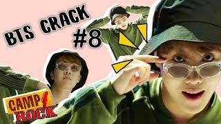 BTS CRACK #8 | Hoseok reveals the truth + CAMP ROCK BTS VERSION?? (Yes I really did that)