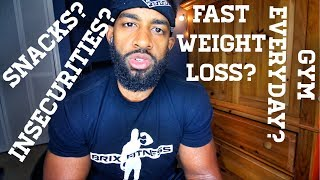 Cardio or weights? Fast weight loss? Q&A Video