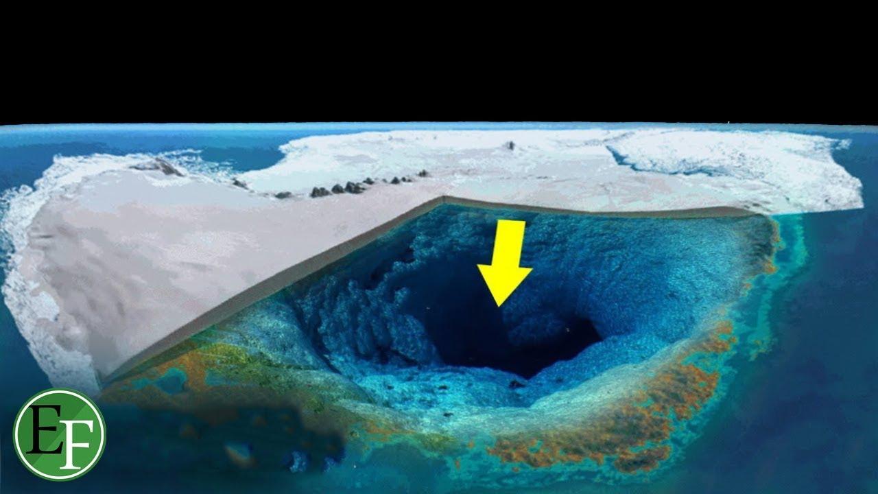 هذه هو السبب الخفي لإخفاء حقيقة انتاركتيكا عن العالم، انظر ماذا يخفون عنا