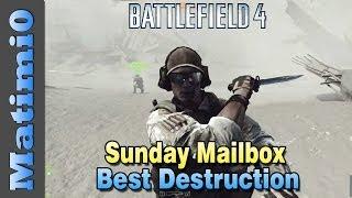 Best Destruction & Team Class Counter - Sunday Mailbox - Battlefield 4 Launch