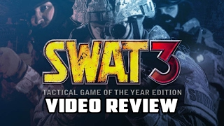 SWAT 3: Tactical Game of the Year Edition PC Game Review