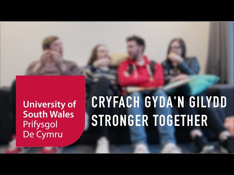 Prifysgol De Cymru // University of south wales