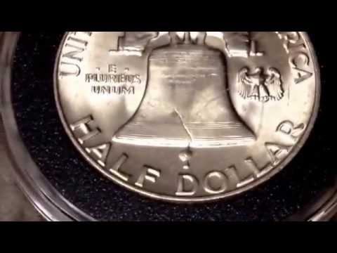 My Franklin Half Dollars With Full Bell Lines