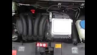 m17961 mercedes w169 a170 266940 auto 2006 engine testing