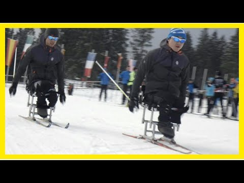 North Korean skiers dream of Paralympic success By Sport LD News