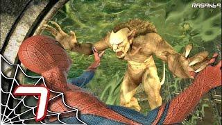 The Amazing Spider-Man (PC) walkthrough part 7 (West Pumping Station)
