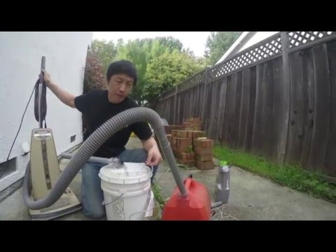 Oil Drain Plug >> DIY: Cheapest Engine Oil Extractor, Drain Fluid Easily and ...