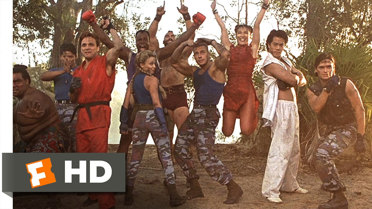 Street Fighter 1994 You Win Scene 10 10 Movieclips Youtube