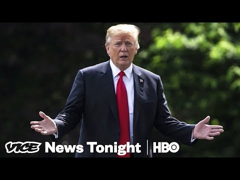 Trade War Hits Trump & Tracking Immigrant Children | VICE News Tonight Full Episode (HBO)