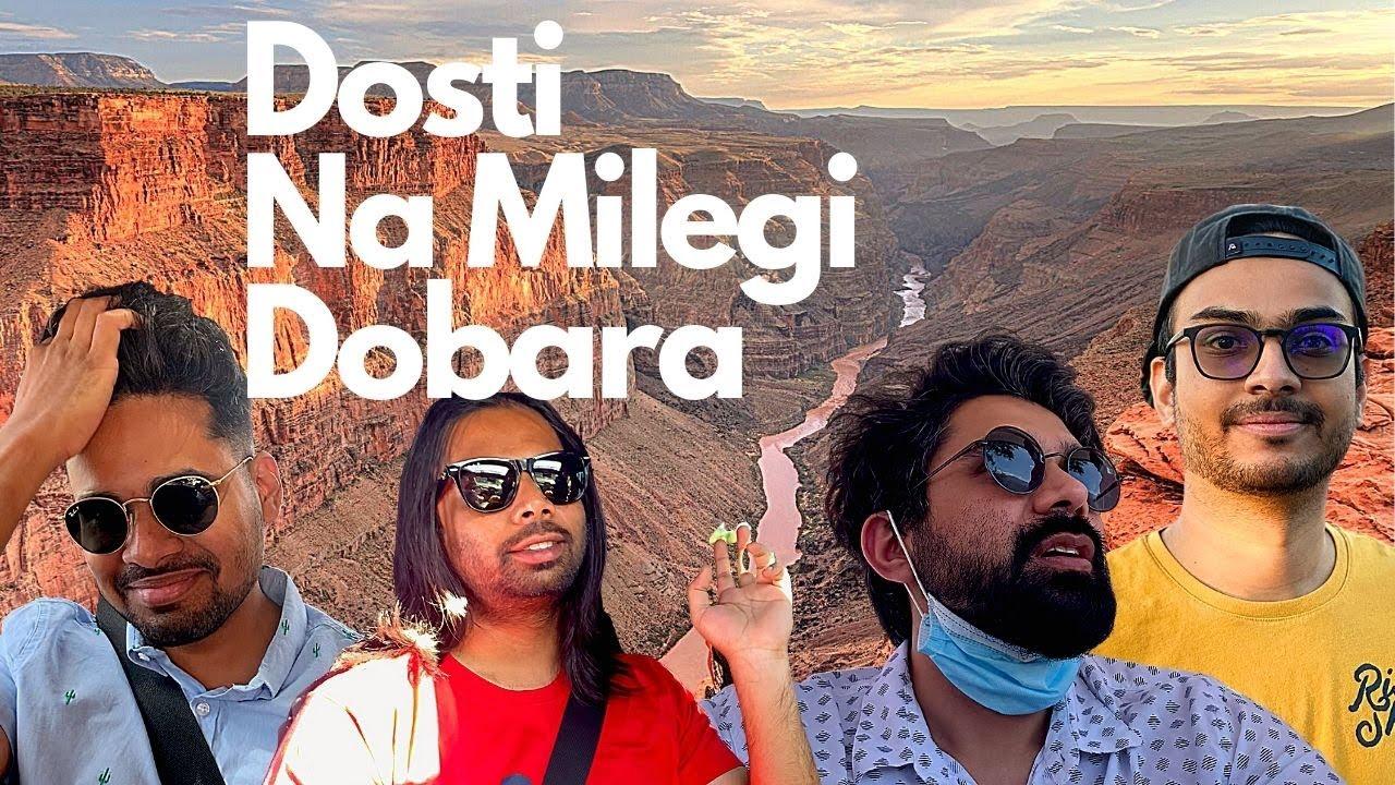 Road Trips When You're Desi | Travel VLOG |  | Grand Canyon