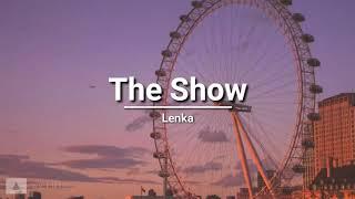 Lenka - The Show (lyrics)