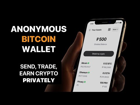 Incognito: Anonymous Bitcoin And Crypto Wallet. Send, Receive, Trade And Earn Crypto Privately.