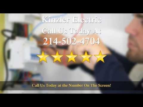 Kinzler Electric Reviews -- Commercial Electrician Carrollton