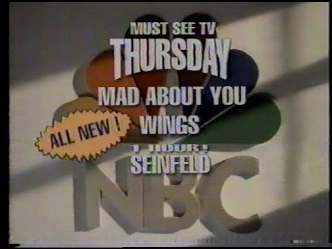 NBC Must See TV s 1994