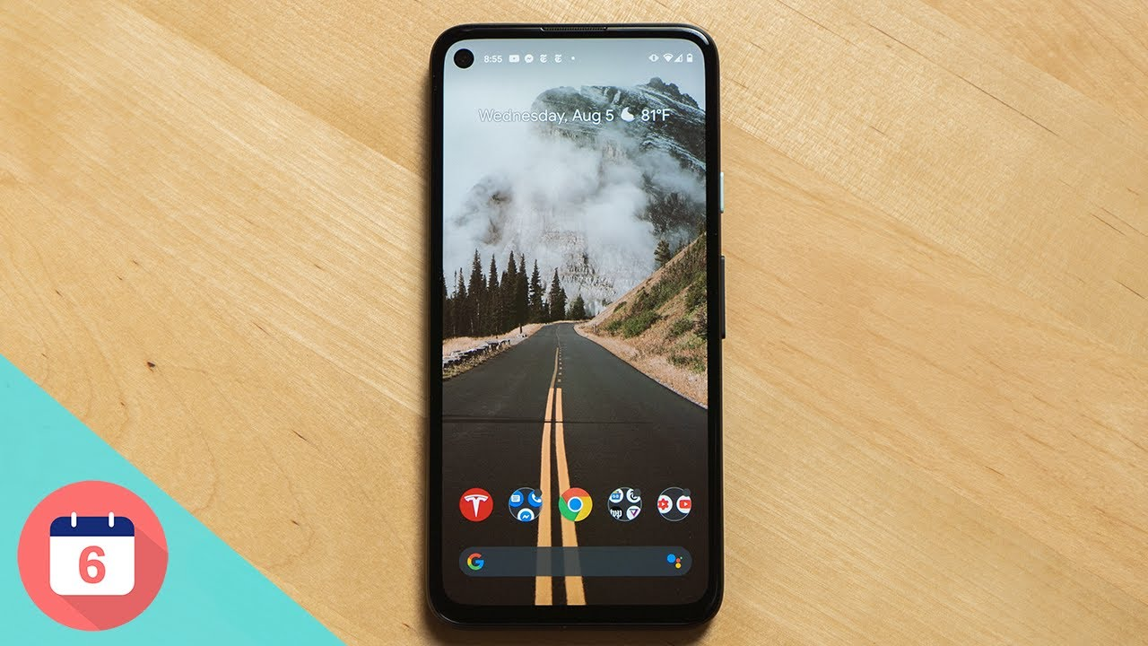 Google Pixel 4a - What's New?