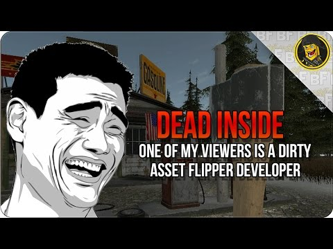 Dead Inside: One of my Viewers is an Asset Flipper! (Dead Inside Gameplay)