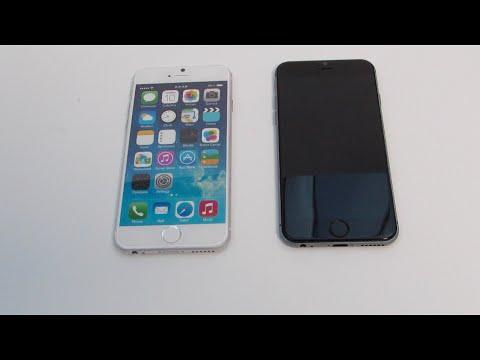 Iphone 6 Unboxing - Dummy Phone