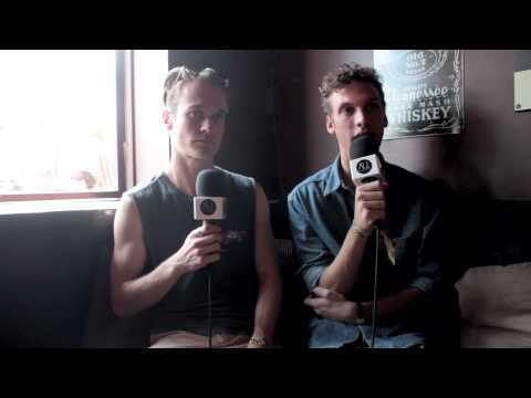 Tora (Byron Bay) Interviewed at Canadian Music Week by the AU review