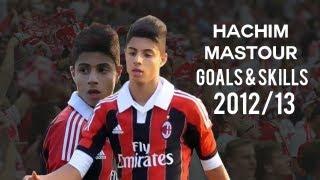 Repeat youtube video Hachim Mastour | Goals & Skills | AC Milan | 2012/13