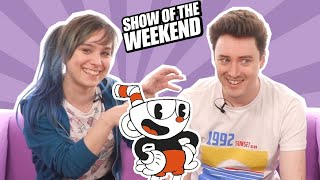 Show of the Weekend: Cuphead on Switch and Ellen's Cuphead Trick-Shot Challenge