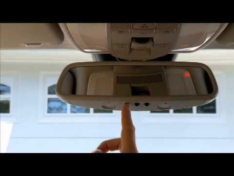 Mercedes Benz Garage Door Opener For A Rolling Code Device