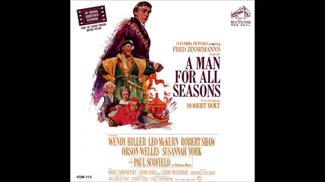 a man for all season and machiavellis A man for all seasons is a play by robert bolt based on the life of sir thomas morean early form of the play had been written for bbc radio in 1954, and a one-hour live television version starring bernard hepton was produced in 1957 by the bbc, but after bolt's success with the flowering cherry, he reworked it for the stage.