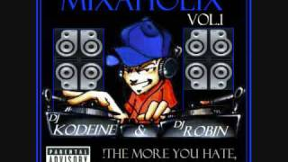 MIXAHOLIX DJ.ROBIN FAT PAT {TOP DROP }REMIX