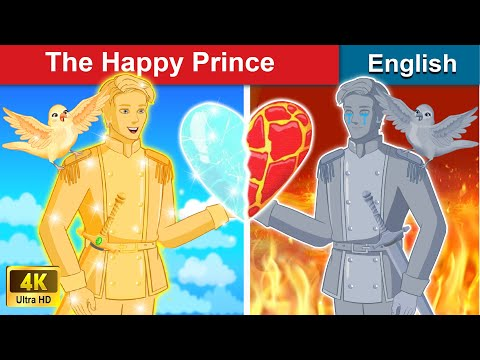 The Happy Prince 🤴 Bedtime stories 🌛 Fairy Tales For Teenagers   WOA Fairy Tales