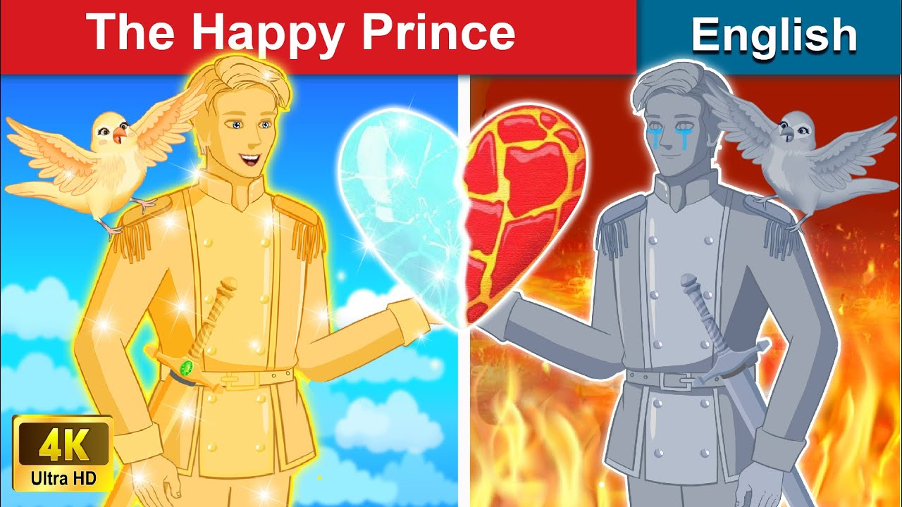 Download The Happy Prince 🤴 Bedtime stories 🌛 Fairy Tales For Teenagers | WOA Fairy Tales