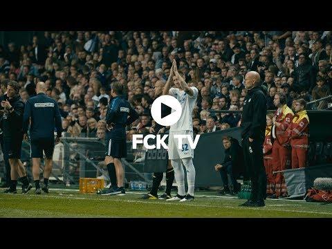Nicklas Bendtner is back - insane welcome