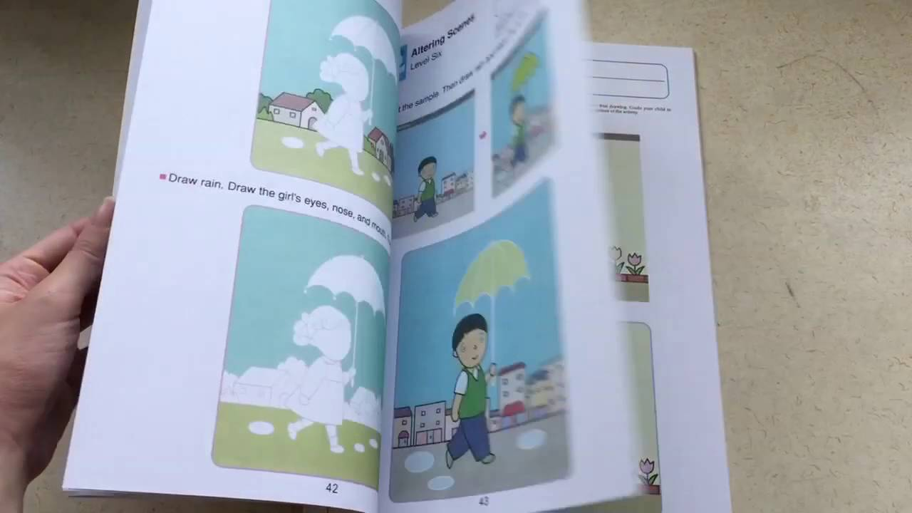 Workbooks developing spatial thinking workbook : KUMON Thinking Skills Creativity - YouTube