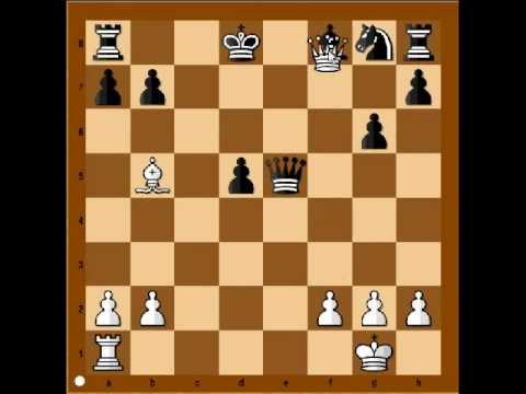 French Defense  Mavrikakis G vs Dermentzis K 2004