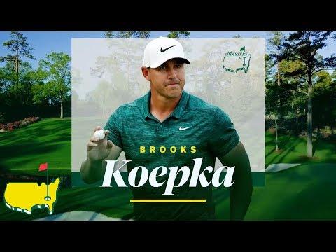 Brooks Koepka's Round In Three Minutes