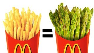 Top 10 Fast Food Items That Are ACTUALLY HEALTHY!