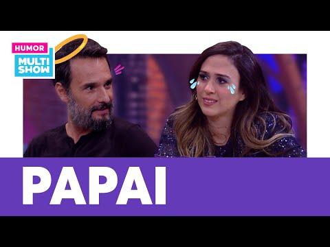 Rodrigo Santoro EMOCIONA Tatá Werneck em papo sobre família! | Lady Night | Humor Multishow