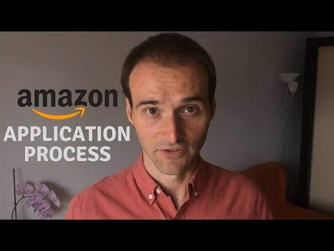 Amazon Interview (8 of 10): How Many Steps are in the Interviewing Process?