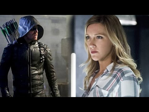 BREAKING: Katie Cassidy Returning to Arrow