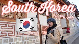 South Korea Travel Vlog Pt. 1 | Iya Bayani